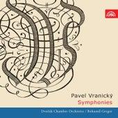 Vranicky: Symphonies in D major, in C minor, in C major by Antonin Dvorak