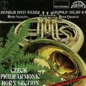 Weber:  Horn Sextets / Mechura: Horn Quartet by Zdenek Tylsar