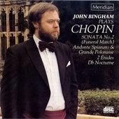 John Bingham Plays Chopin by John Bingham