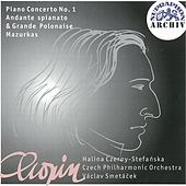 Chopin: Piano Concerto No. 1, Andante spianato and grande polonaise, Mazurkas by Various Artists