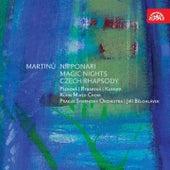 Martinu:  Nipponari, Magic Nights, Czech Rhapsody by Various Artists
