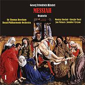 Händel: Messiah, Oratorio, HWV 56, Vol. 1 by Jennifer Vyvyan