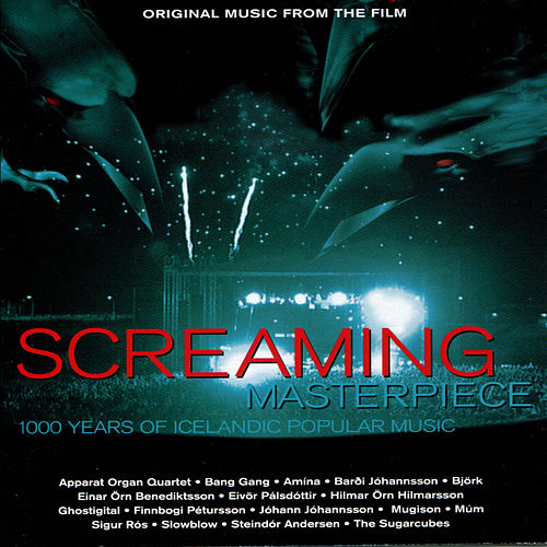 Screaming Masterpiece by Various Artists