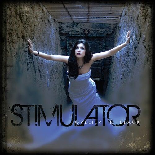Lovelier In Black by Stimulator
