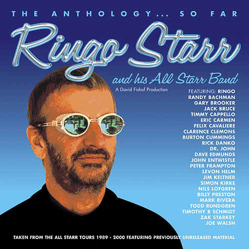 The Anthology...So Far by Ringo Starr