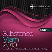 Substance Miami 2010 by Various Artists
