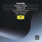 Stravinsky: Symphony in C; Symphony of Psalms; Concerto in D by Various Artists