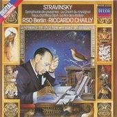 Stravinsky: Symphony of Psalms etc. by Various Artists