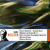 Nielsen: Concerto for Violin & Orchestra by Douglas Bostock