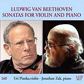 Beethoven: Sonatas for Violin and Piano by Various Artists