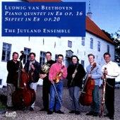 Beethoven: Piano Quintet, Op. 16 / Septet, Op. 20 by West Jutland Chamber Ensemble