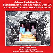 Bach: 6 Sonatas for Flute and Organ, Op. 16 - 3 Duets for Flute and Viola da gamba by Various Artists