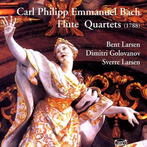 Bach: Flute Quartets by Various Artists