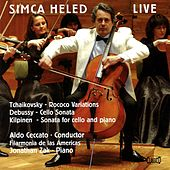 Simca Heled Live by Various Artists