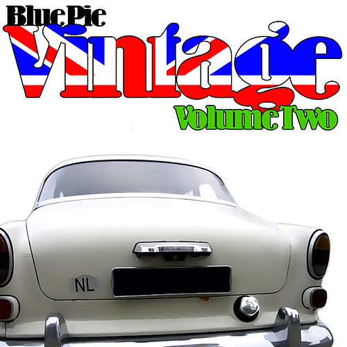Blue Pie Vintage Vol. 2 by Various Artists