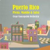 Plena, Mambo & Salsa  of  Puerto Rico by César Concepción Orchestra