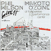 Phil Wilson & Makoto Ozone Live!! at the Berklee Performance Center by Phil Wilson