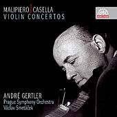Malipiero / Casella:  Violin Concertos by Various Artists