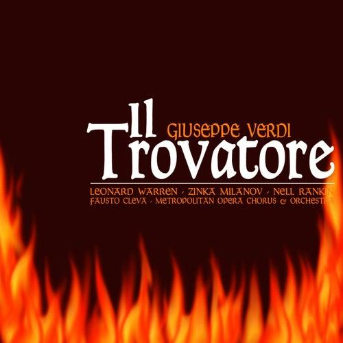 Verdi: Il Trovatore by Leonard Warren