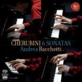Cherubini - 6 Piano Sonatas by Andrea Bacchetti