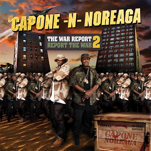 The War Report Part II (Edited) by Capone-N-Noreaga