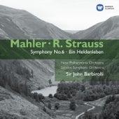 Mahler: Symphony No. 6; R. Strauss: Ein Heldenleben by Various Artists