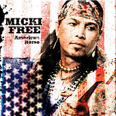Micki Free American Horse by Micki Free