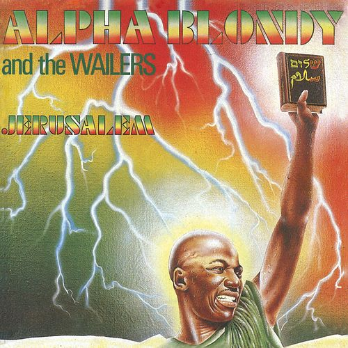 Jerusalem by Alpha Blondy