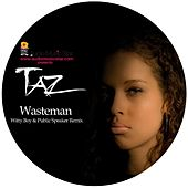 Wasteman by Taz