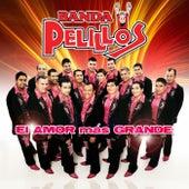 El Amor Mas Grande by Banda Pelillos