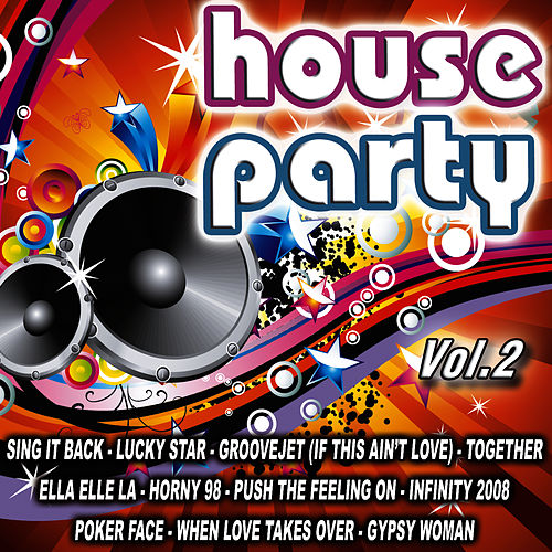 House Party Vol. 2 by D.J.Party Dance