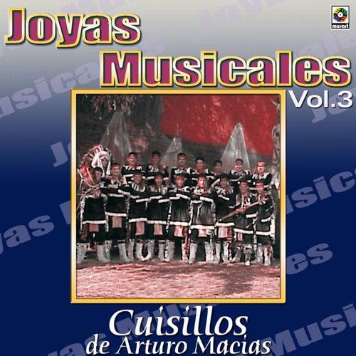 Cuisillos De Arturo Macias Joyas Musicales, Vol. 3 by Banda Cuisillos