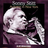 Autumn In New York by Sonny Stitt
