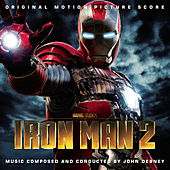 Original Motion Picture Score Iron Man 2 by Various Artists