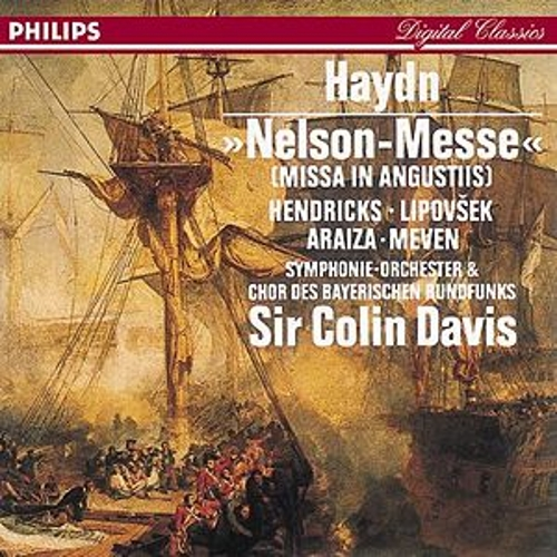Haydn: Nelson Mass by Barbara Hendricks
