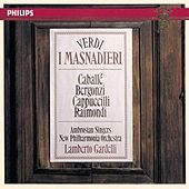Verdi: I Masnadieri by Various Artists