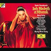 Shostakovich: Lady Macbeth of Mtsensk District by Various Artists