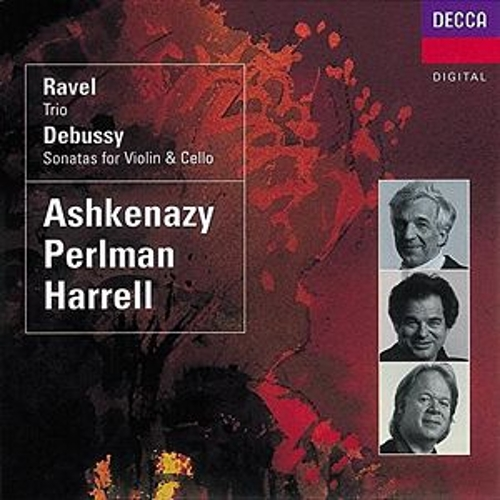 Debussy: Violin Sonata; Cello Sonata/Ravel: Piano Trio by Various Artists