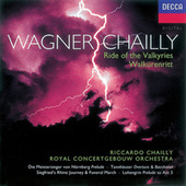 Wagner Overtures by Royal Concertgebouw Orchestra