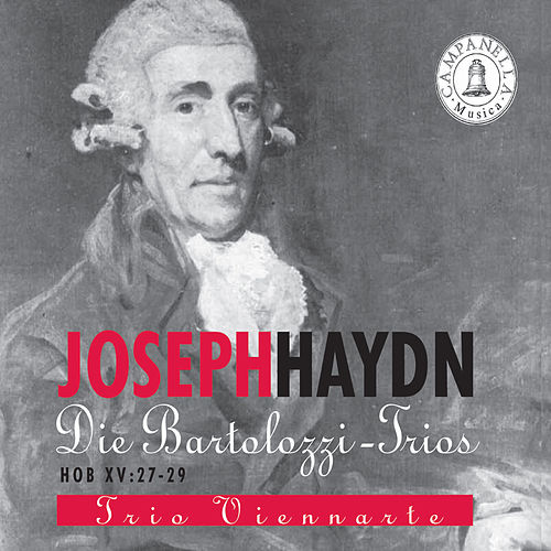 Haydn: The Bartolozzi Trios by Trio Viennarte