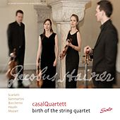 Birth of the String Quartet, Vol. 1 by Casal Quartet
