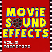 Vol. 8 Footsteps by Movie Sound Effects