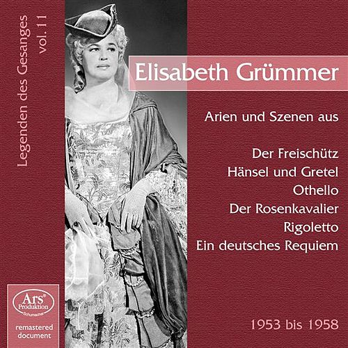 Legenden des Gesanges, Vol. 11 by Various Artists