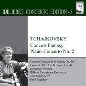 Tchaikovsky: Concert Fantasy - Piano Concerto No. 2 (Biret Concerto Edition, Vol. 5) by Various Artists