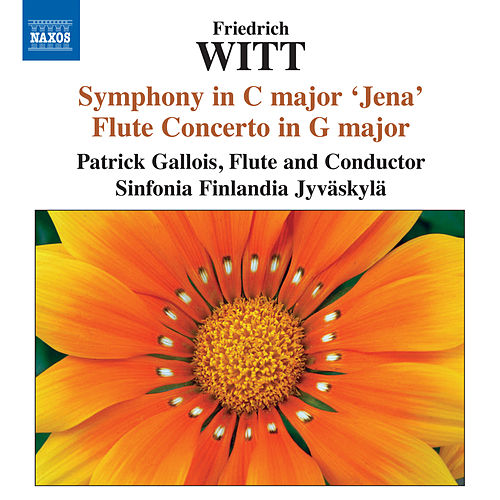 Witt: Symphony in C major, 'Jena' - Flute Concerto in G major by Patrick Gallois