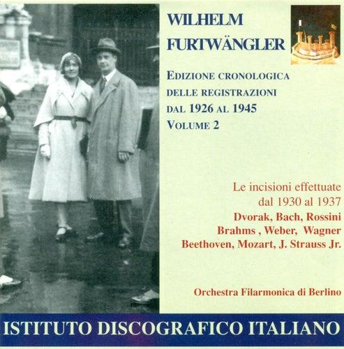Orchestral Music - Dvorak, A. / Bach, J.S. / Rossini, G. / Brahms, J. / Weber, C.M. Von  (Chronological Edition of Recordings, 1926-45) by Wilhelm Furtwängler
