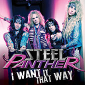 I Want It That Way by Steel Panther