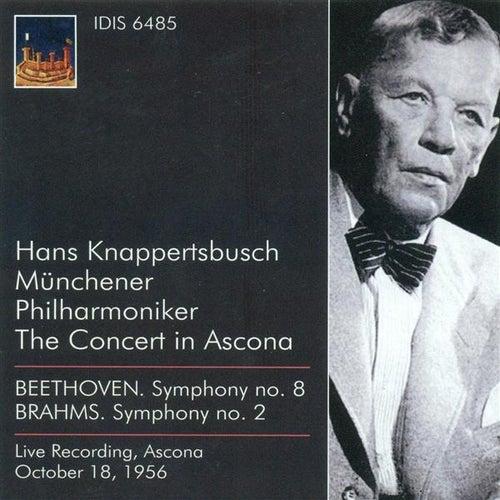 Beethoven, L. Van: Symphonies Nos. 2 and 8 (Munich Philharmonic, Knappertsbusch) (1956) by Hans Knappertsbusch