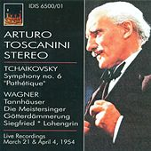 Tchaikovsky, P.I.: Symphony No. 6 / Wagner, R.: Prelude To Lohengrin / Forest Murmurs / Dawn and Siegfried's Rhine Journey (Toscanini) (1954) by Arturo Toscanini