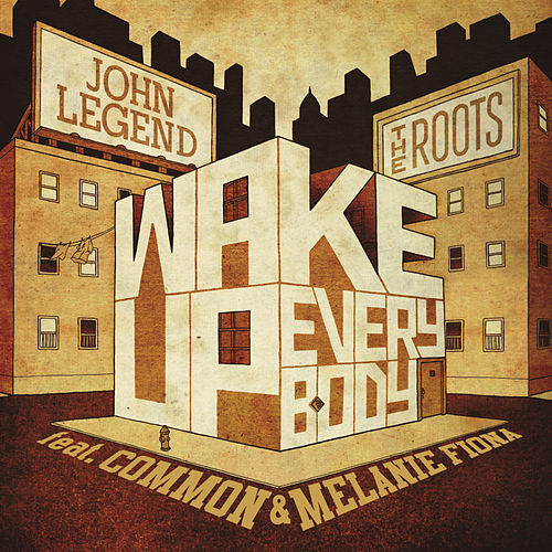 Wake Up Everybody by Various Artists